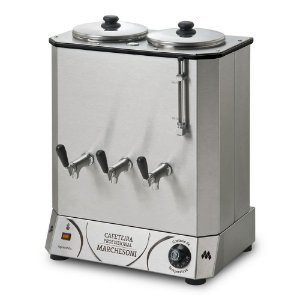 CF 4.62 Cafeteira Elétrica Profissional 12 Litros 2 Reservatórios Marchesoni