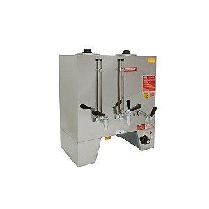 MCL 8 Cafeteira Elétrica Premium 8 Litros 2 Reservatórios Consercaf