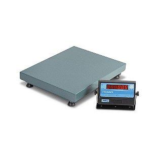 Balança Plataforma 100 Kg Eletrônica Sc Micheletti