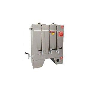 CIP 20 Cafeteira Elétrica Industrial 20 Litros 2 Reservatórios Consercaf
