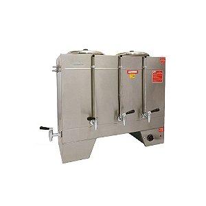 CIP 40 Cafeteira Elétrica Industrial 40 Litros 2 Reservatórios Consercaf