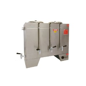 CIP 50 Cafeteira Elétrica Industrial 50 Litros 2 Reservatórios Consercaf