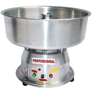 Máquina de Algodão Doce Clean Bivolt Profissional Ademaq Cinza