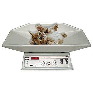 Balança Pet Capacidade 15 kg Linha Baby Ramuza