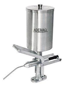 Recheadeira de Churros 5 Litros Copo em Alumínio Ademaq