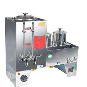 CDX3 Cafeteira Com Esterilazador Acoplado 3 Litros Consercaf