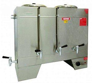 MCL 20 Cafeteira Elétrica Premium 20 Litros 2 Reservatórios Consercaf