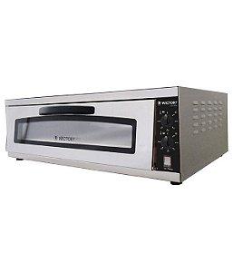 Forno Elétrico de Lastro Para Pizza Linha WP-80 Wictory