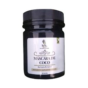 Máscara de Coco - 250mL