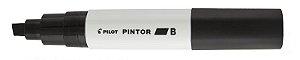 MARCADOR PINTOR PONTA GROSSA 8.0 PRETO - PILOT