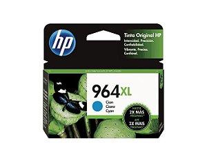 CARTUCHO HP 964XL 3JA54AL CIANO - 22,77ML