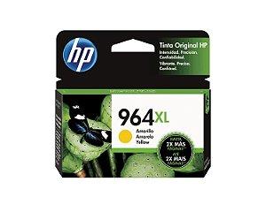 CARTUCHO HP 964XL 3JA56AL AMARELO - 22,92ML