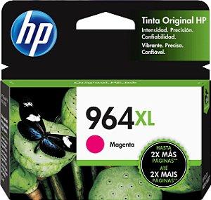 CARTUCHO HP 964XL 3JA55AL MAGENTA - 23,25ML