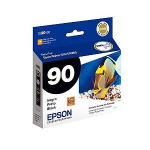 CARTUCHO EPSON T90120BR PRETO - 5ML