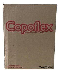 COPO DESCARTÁVEL PS 200ML TRANSPARENTE C/2500 UNIDADES - COPOFLEX