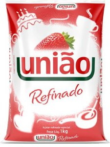 AÇÚCAR UNIÃO REFINADO - 1KG