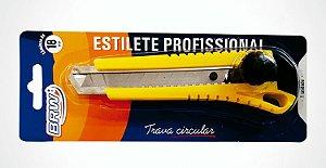 ESTILETE PROFISSIONAL COM TRAVA ES1802 - BRW
