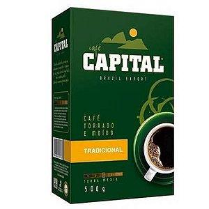 CAFÉ CAPITAL TRADICIONAL - 500G