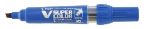 MARCADOR PERMANENTE V SUPER COLOR AZUL - PILOT