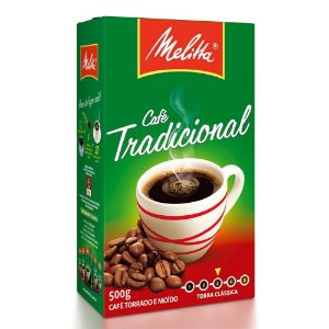 CAFÉ MELITTA TRADICIONAL - 500G