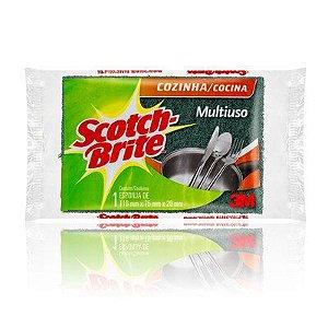 ESPONJA MULTIUSO DUPLA FACE SCOTCH-BRITE - 3M