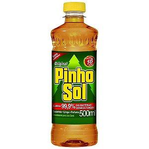 DESINFETANTE PINHO SOL ORIGINAL - 500ML