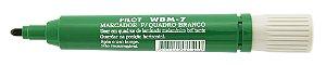 MARCADOR PARA QUADRO BRANCO WBM-7 VERDE - PILOT