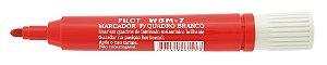 MARCADOR PARA QUADRO BRANCO WBM-7 VERMELHO - PILOT