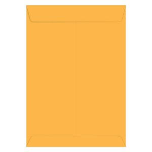 ENVELOPE KRAFT OURO 260MMX360MM - SCRITY