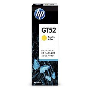 GARRAFA DE TINTA HP GT52 AMARELO - 70ML