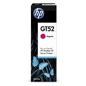GARRAFA DE TINTA HP GT52 MAGENTA - 70ML