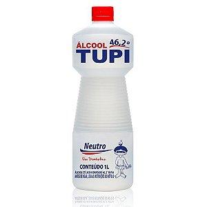 ÁLCOOL LÍQUIDO TUPI 46,2° INPM NEUTRO - 1L