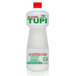 ÁLCOOL LÍQUIDO TUPI 70° INPM NEUTRO - 1L