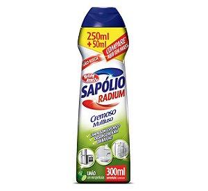 SAPÓLIO RADIUM CREMOSO LIMÃO - 300ML