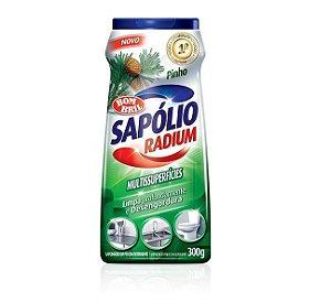 SAPÓLIO RADIUM PÓ LIMÃO - 300G