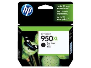 CARTUCHO HP 950XL CN045AB PRETO - 53ML