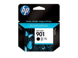 CARTUCHO HP 901 CC653AB PRETO - 4,5ML
