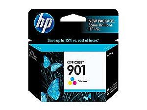 CARTUCHO HP 901 CC656AB COLORIDO - 13ML