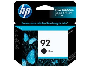 CARTUCHO HP 92 C9362WB PRETO - 5,5ML