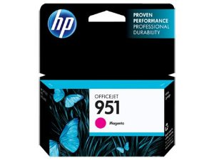 CARTUCHO HP 951 CN051AB MAGENTA - 8ML