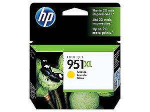 CARTUCHO HP 951XL CN048AB AMARELO - 17ML