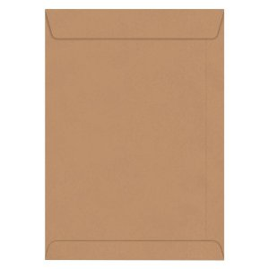ENVELOPE KRAFT NATURAL 176MMX250MM - PLANALTO