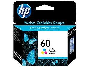 CARTUCHO HP 60 CC643WB COLORIDO - 6,5ML