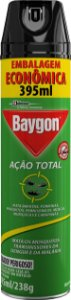 INSETICIDA BAYGON AÇÃO TOTAL - 395ML