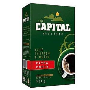 CAFÉ CAPITAL EXTRA FORTE - 500G