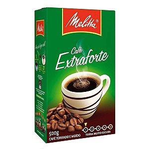 CAFÉ MELITTA EXTRAFORTE - 500G