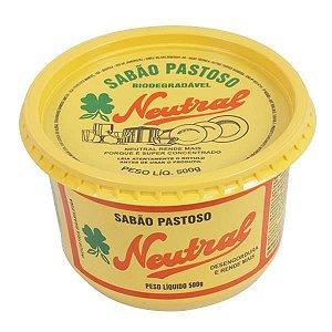 SABÃO PASTOSO NEUTRAL - 500G