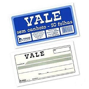 VALE SEM CANHOTO C/50 FLS - TAMOIO