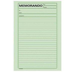 MEMORANDO VERDE C/50 FLS - TAMOIO