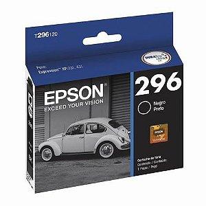 CARTUCHO EPSON T296120BR PRETO - 4ML